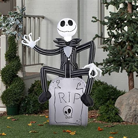 halloween inflatable outdoor scarecrow a nightmare before