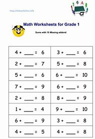 best grade  math worksheets  ideas and images on bing  find what  math addition worksheets grade  pdf