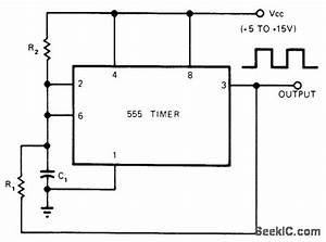 60 Hz With 50 Duty Cycle - Basic Circuit