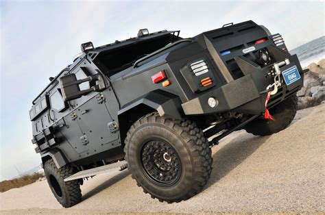 sentinel tactical response vehicle
