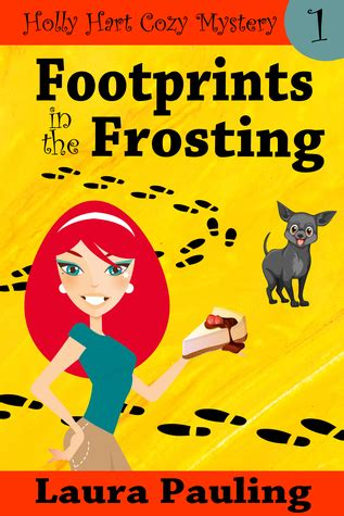 footprints   frosting  laura pauling reviews discussion bookclubs lists