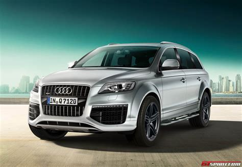 audi jeep 2016 official 2014 audi q7 s line style edition and sport