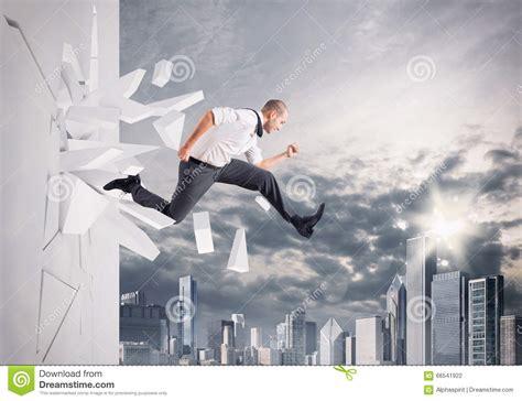 breakthrough stock photo image
