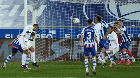 Ver GOL Casemiro, Real Madrid vs. Alavés EN VIVO: se elevó ...