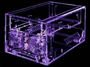 Plexiglas Pc Gehäuse : mini itx acryl geh use im test hartware ~ Watch28wear.com Haus und Dekorationen