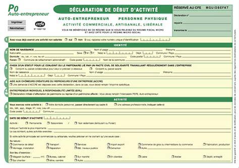 declaration auto entrepreneur chambre des metiers les nouveautés du régime auto entrepreneur pour 2016 la