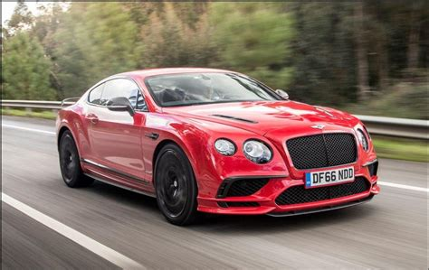 The 2019 Bentley Continental Gt Msrp Review  Cars Review 2018