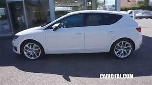 Seat Leon Blanche : seat leon tsi 180 fr dsg neuve mandataire automobile youtube ~ Gottalentnigeria.com Avis de Voitures