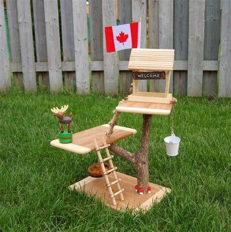 diy mini tree houses diy  kids diy toys craft stick