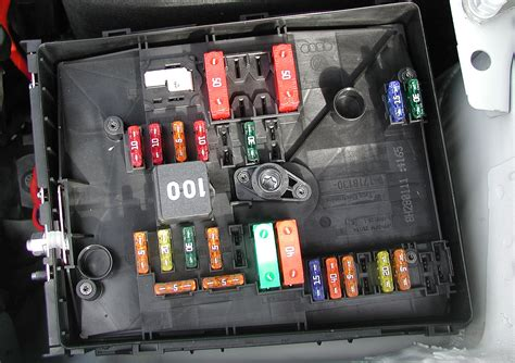golf tdi fuse box picture  tdiclub forums