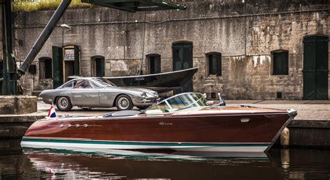 Lamborghini Tender Boat by Riva Aquarama Yacht Charter Superyacht News