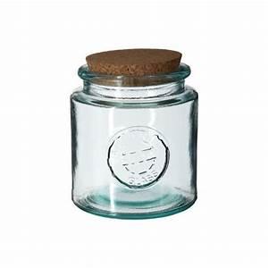 Bocal Bouchon Liege : bocal verre recycl bouchon li ge ~ Teatrodelosmanantiales.com Idées de Décoration