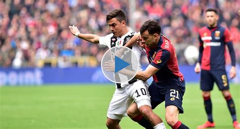 Genoa vs Juventus Highlights 17/03/2019 - Football Alert