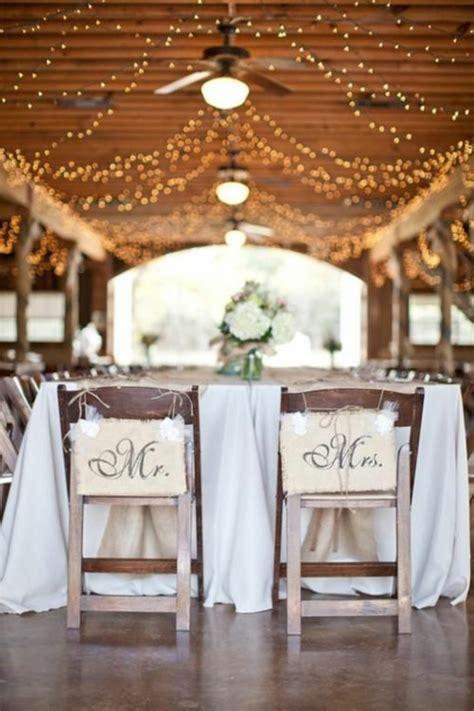 deco chaise mariage les 100 meilleurs idées déco mariage à faire soi même