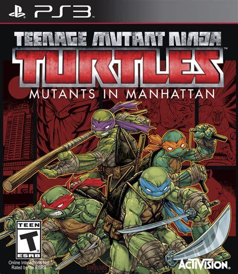 Platinumgames Teenage Mutant Ninja Turtles Game Gets