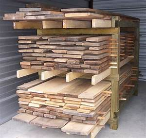 Garage lumber storage rack plans