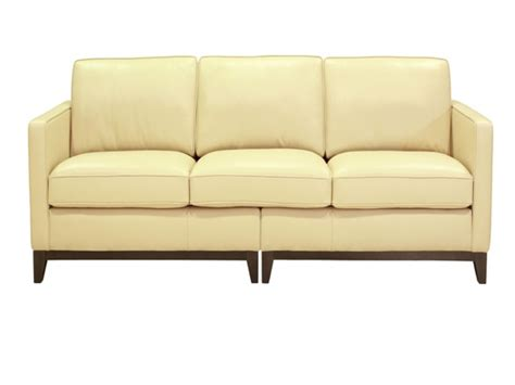leather sofa design butter yellow leather sofa awesome
