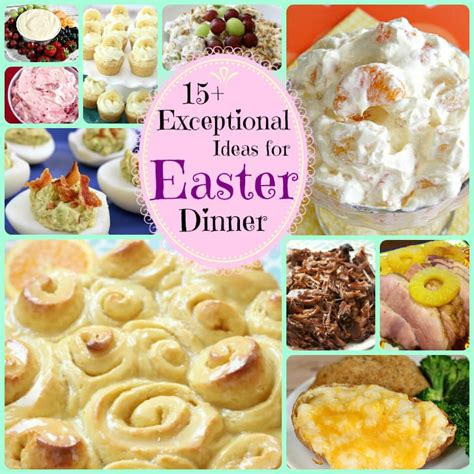 what to make for easter dinner 15 exceptional easter dinner recipes butter with a side of bread
