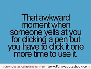 That awkward moment, So true and You funny on Pinterest