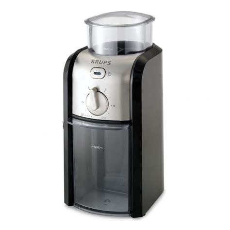 It has a safety lid to ensure messy spills and accidents are avoided. Jual Krups GVX231 Burr Coffee Grinder di lapak HargaMurah COM hargamurah_com