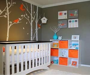 decoration chambre bebe 39 idees tendances With deco chambre de bebe garcon