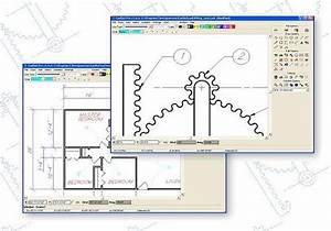 Logiciel Architecture Gratuit Simple : logiciel dessin industriel simple ~ Premium-room.com Idées de Décoration