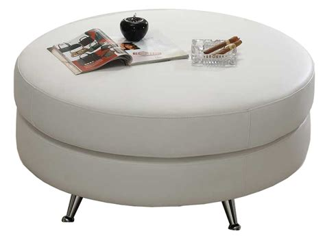 ottoman with metal legs decor beautiful round storage ottoman for home furniture