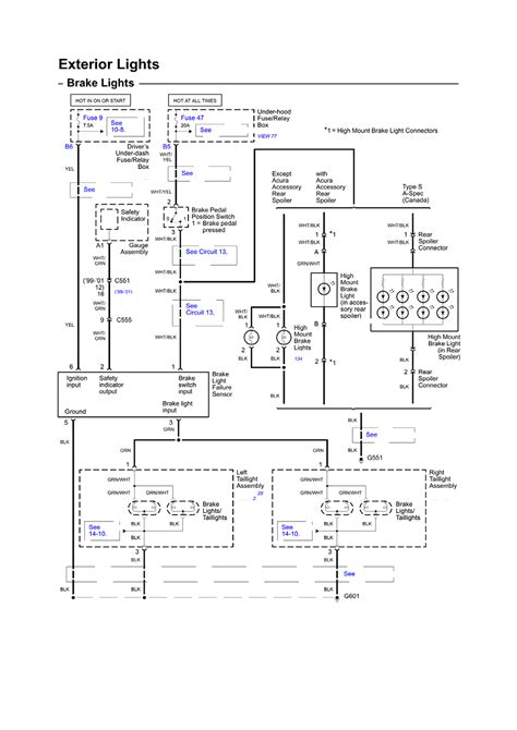 repair guides wiring diagrams wiring diagrams 36 of 103 autozone com
