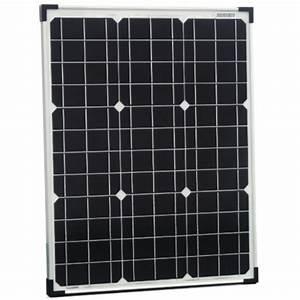 Panneau Solaire Avis : panneau solaire monocristallin 50w 12v 107 90 ~ Dallasstarsshop.com Idées de Décoration