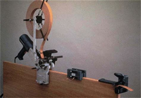 complete manual portable edge banding system edgeco incedgeco