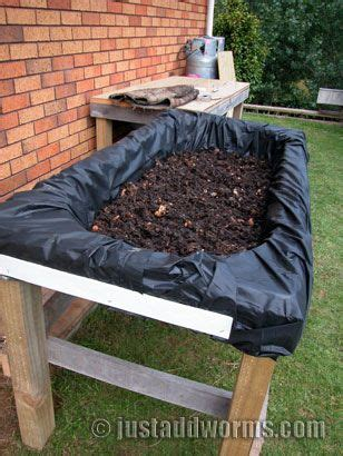 Backyard Worm Farm by Bath Tub Worm Farm And Garden Bed What Is The Purpose Of