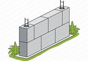 Cout Mur Parpaing : prix du parpaing constructeur travaux ~ Dode.kayakingforconservation.com Idées de Décoration