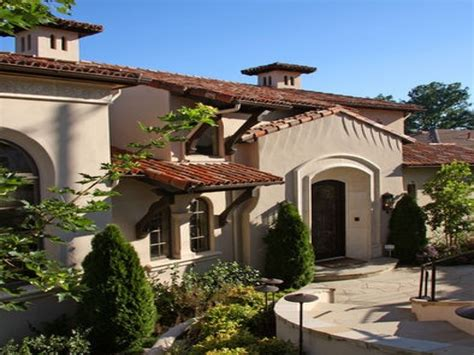 style courtyards mediterranean style homes with awnings