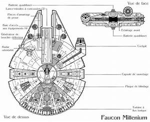Faucon Millenium Star Wars : faucon millenium jdr space ship ~ Melissatoandfro.com Idées de Décoration