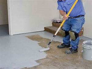How to repair how to paint concrete exterior concrete for Can i paint a concrete floor