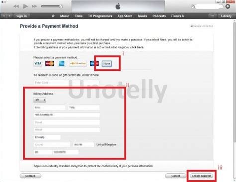 If you are creating a new apple id, please continue reading. How to create iTunes (Apple ID) account without credit ...