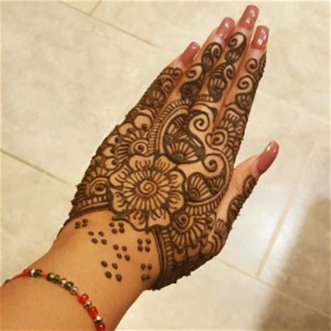 Top Henna Tattoo Artists In Madera, Ca (with Reviews