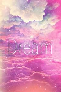believe, dream, love, neversaynever, pink, tumblr - image ...