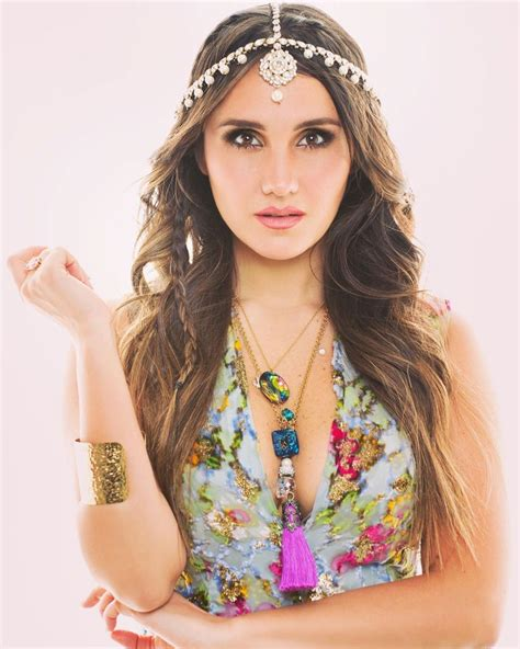 DULCE MARIA for Young Magazine, Spain Summer 2019 - HawtCelebs