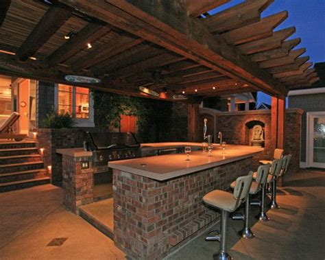 Outdoor Bar Designs by Patio Outdoor Bar Design Pictures Remodel Decor And