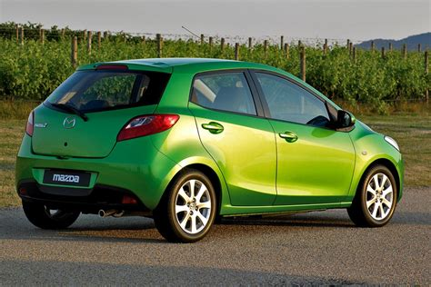 Mazda 2 Mzr 1.3 2007 Photo 25490 Pictures At High Resolution