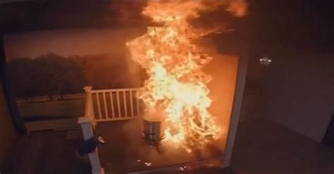 turkey deep fry explosion fried frozen explosions
