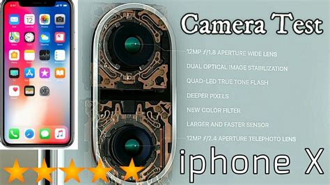 New Iphone X Camera Review ( Iphone 10 ) Amazing Camera