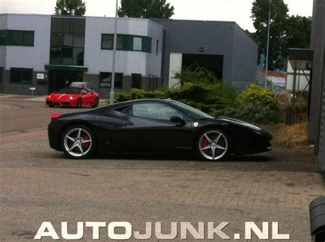 Ferrari 458 & Ferrari F430 Scuderia  Nijmegen Foto's