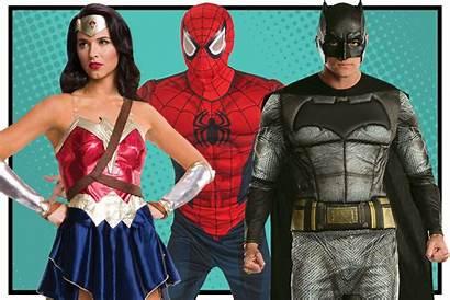 Superhero Costumes Costume Looking