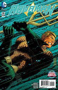 Aquaman Comic Book Series