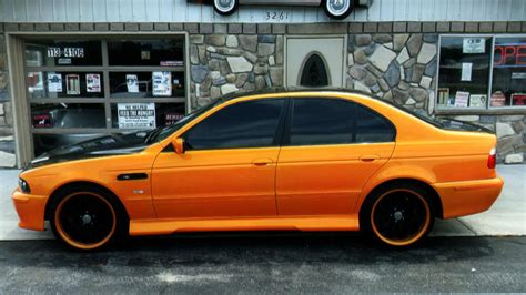 Fast And Furious Bmw by 1998 Bmw 540i Fast And Furious 4 Car Mecum Auctions