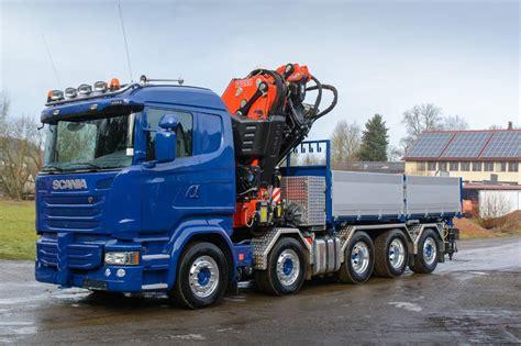 scania   crane trucks year  price