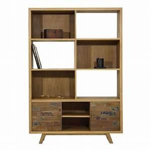 Meuble Rangement Scandinave : mobilier scandinave meuble tv bahut commode mathi design ~ Teatrodelosmanantiales.com Idées de Décoration