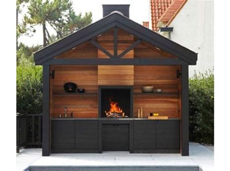 photo de barbecue exterieur cuisine d ext 233 rieur 20 mod 232 les pratiques et esth 233 tiques d 233 coration